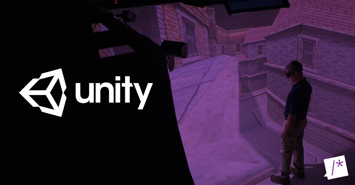 Virtual reality: connecting Unity to the CAVE