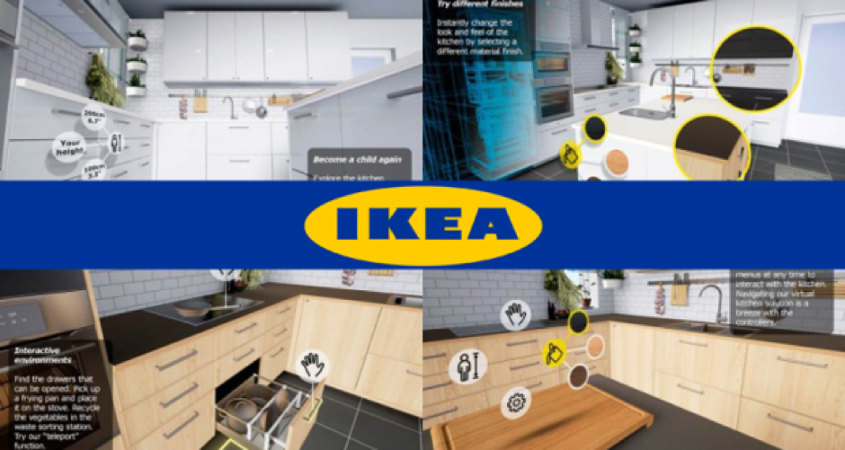 Ikea Kitchen Virtual