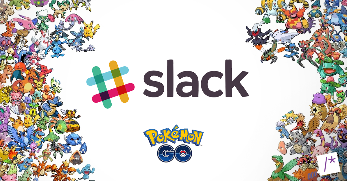 Get Pokemon Go notifications by using Slack Incoming Webhook & Python