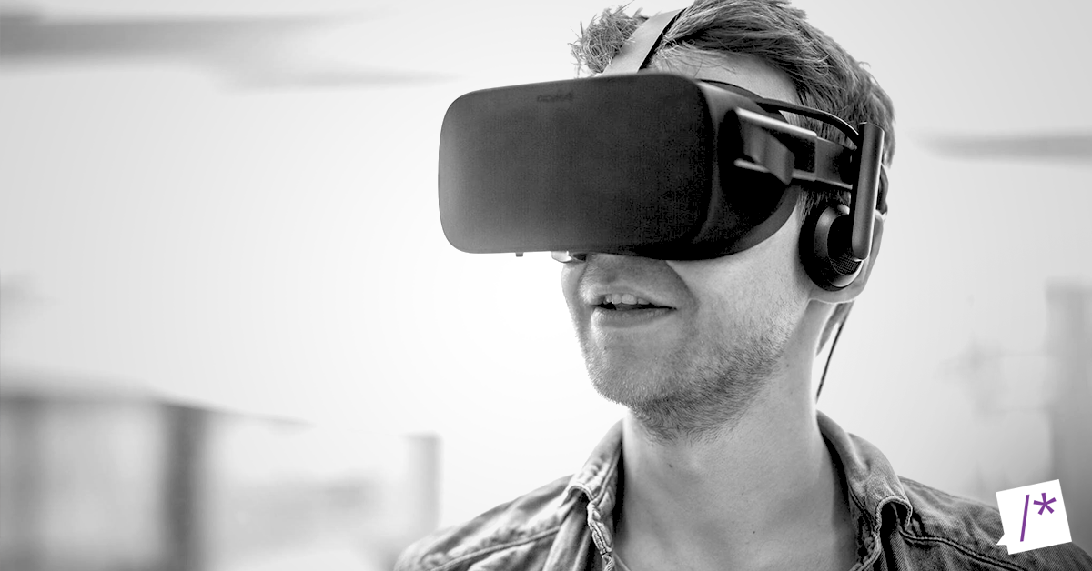 Shopping In The Future A Virtual Reality Experience