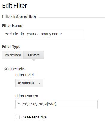 TMT IP filter